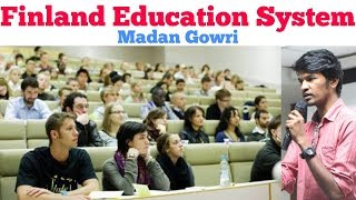 Finland Education System | Tamil | Madan Gowri | MG