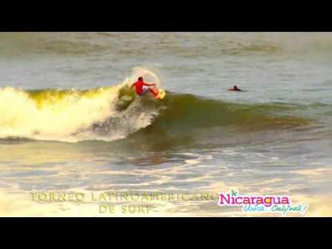 Rivas es Nicaragua (Torneo Latinoamericano de Surf)