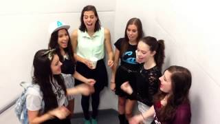 Cimorelli - Warming Up (The Way We Live) acappella/live