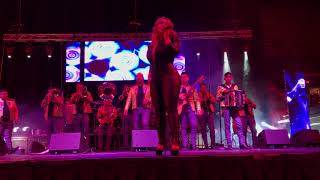 Ya Lo Sé - Chiquis Rivera Performing Live in Milwaukee Wisconsin