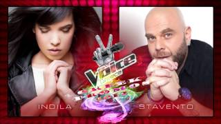 Indila feat Michalis Stavento - Dernière Danse (The Voice of Greece Live Version HQ)