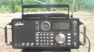 4755 kHz Radio Imaculada Conceição , - Reativado - , Campo Grande - MS , Brazil