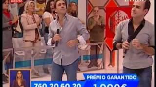 SIC - Boa Tarde - Miguel & André