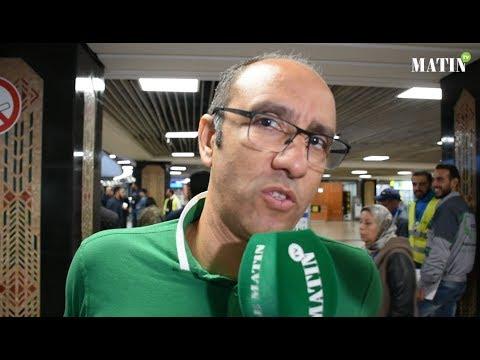 Video : Jouad Ziyat : «C'est le 5e titre du Raja en Afrique et il y en aura d'autres !»