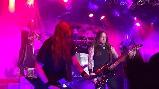 Amon Amarth + Entombed A.D. and Exmortus concert review - Vancouver, May 16 2016