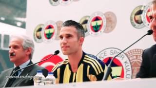 Robin van Persie Fenerbahçe Taraftar Klibi