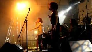 Dama Bete @ Festa do Avante 2012 // Pimponeta