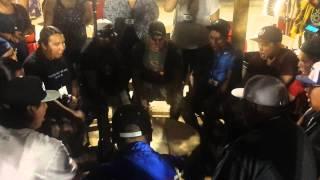 Black Bear Singers Pala 2015