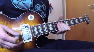 Guns N' Roses-Used to Love Her (Guitar Cover)