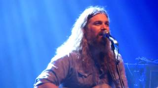 The White Buffalo - The Whistler (live)