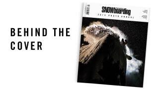 Photo Annual Behind The Cover Night Pow Slash Xavier De Le Rue- TW SNOW