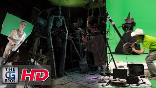 """CGI & VFX Breakdowns: """"Making of Edgar and the Sweet CrYature"""" - by Frederic Legrand"""