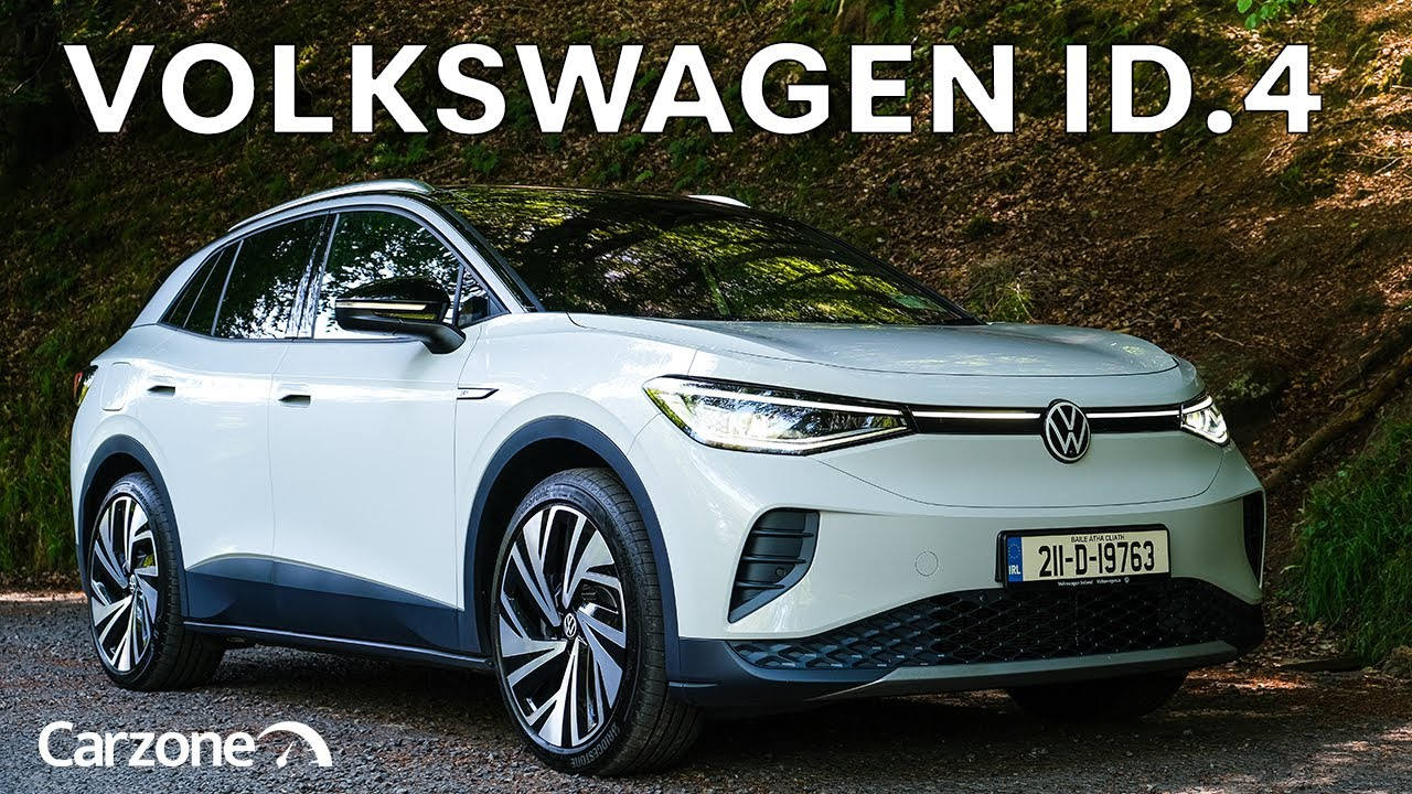 Volkswagen ID.4 Review: Best Electric Family Car?