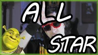 """Música tema de SHREK em PORTUGUÊS: """"ALL STAR"""""""