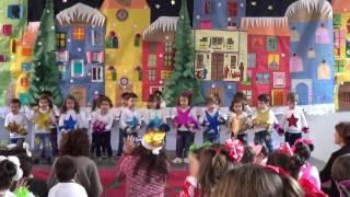 """Fiesta de Navidad 2016. 3 años """"El Rock de la Estrella"""""""