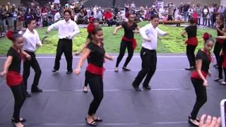 Puerto Rican and Dominican Dance -- Merengue
