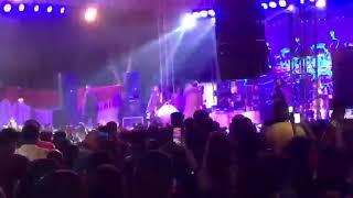Badshah's live concert | akola | wakra swag | Lrt college | astha gill |