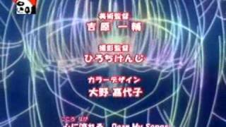 mermaid melody opening portugues