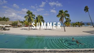 """Summer"" - Amazing R&B Hip Hop Type Beat | Free Rap Instrumental Music 2017 | Ihaksi #Instrumentals"