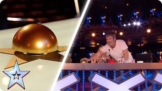Simon Cowell's BEST GOLDEN BUZZERS | Britain's Got Talent