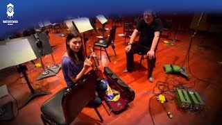 Man Of Steel Soundtrack - Solo Violinist - Hans Zimmer