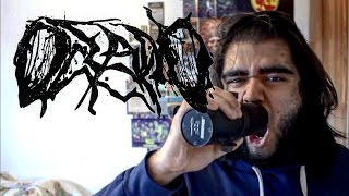 """Oceano - """"District Of Misery"""" (VOCAL COVER)"""