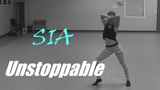 Unstoppable- Sia| Choreography by @dangviet