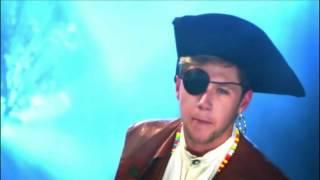 CANDY Music Video Niall Horan ft James Corden