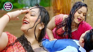 #Nisha Pandey का मन को मदमस्त कर देने वाला #Romantic Barsaat Song - #Paani Paani Jawani - VIDEO SONG width=