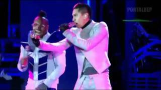 The Black Eyed Peas - My Humps & Shut Up [Live] - Central Park (Concert 4 NYC)