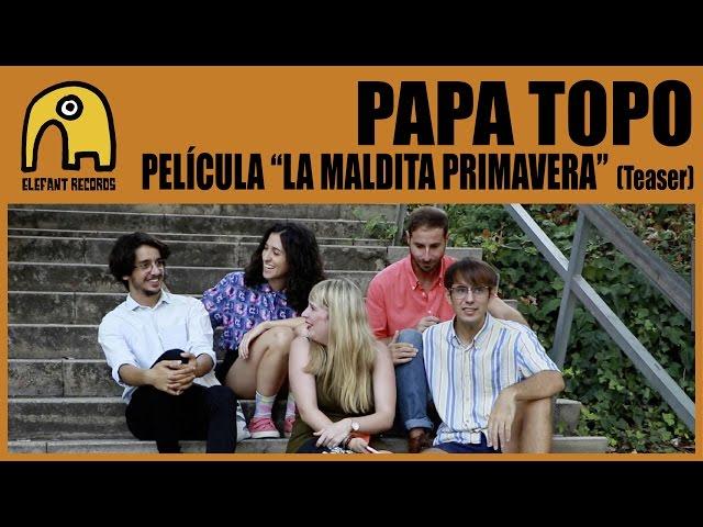 Trailer Maldita Primavera