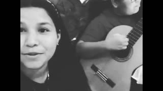 VALIENTE, NACHO Y LOS FANTASTICOS - (Cover Audio) Oneilys Albornoz ft Leydimar Garcia.
