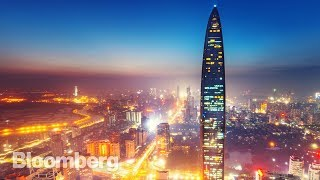 Welcome to China's Tech Megacity width=