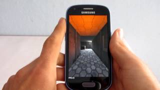 Samsung Galaxy SIII Mini Quadrant benchmark video - mobilxTV