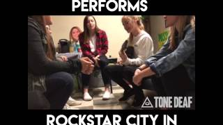 Alex the Astronaut | Rock Star City Live
