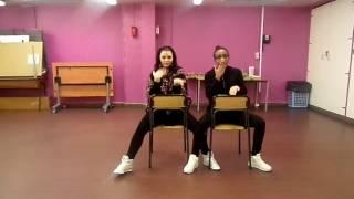 "Choreography  kent Jones ""Don't Mind"" remix"