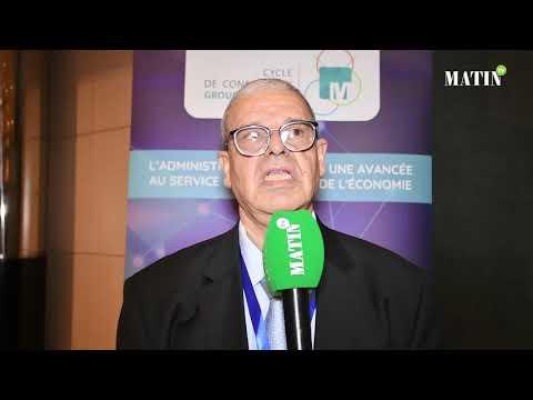 Video : Enjeux de la digitalisation : déclaration de Mohammed Haitami, PDG du Groupe Le Matin