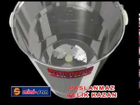 Yayık Makinası - Yoğurttan Tereyağı Yapma - Akildakal.com ' da