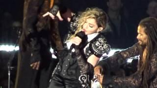 Hung Up - Madonna Rebel Heart Tour Hong Kong 20160218
