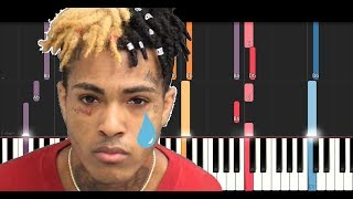 XXXTentacion - The Remedy For A Broken Heart  But There's No Remedy