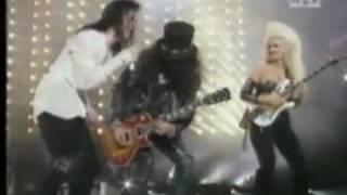 Michael Jackson feat. Slash - Black Or White live in Oviedo 21st September 1992