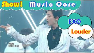 [Comeback Stage] EXO - Louder, 엑소 - 라우더 Show Music core 20160820
