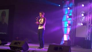Paint singing Harry Potter In 99 Seconds at Playlist Live 2014