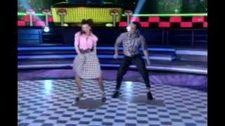 Sthefany Brito & Leandro Azevedo - Rockabilly [Dança dos Famosos] (009)