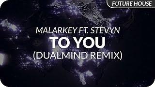 Malarkey - To You Ft. Stevyn (Dualmind Remix)