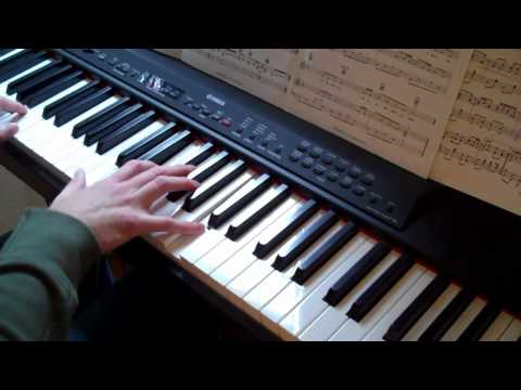 Abba - Slipping Through My Fingers (Piano Cover) Chords - Chordify