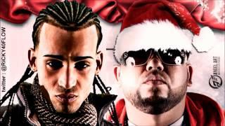 Arcangel Ft Ñejo   Yo Quiero ser Santa Claus Con Letra Video Lirics 2012