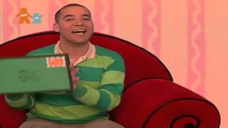 we just got a letter blues clues we just got a letter i who it s from 25481