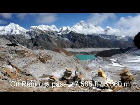 Nepal & Gokyo Trek – 13 days in 12 minutes
