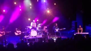 Skunk Anansie (Skin) sings U2 One - live acoustic in Lodz,